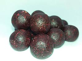 Бойли варені Squid-cranberry(Кальмар-журавлина) 18 мм 1 кг