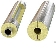 Скорлупа для труб с фольгированным покрытием