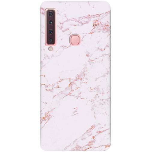 Чехол для Samsung Galaxy A9 2018 Pink Marble