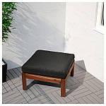 IKEA HALLO Подушка для садового кресла, черный  (602.645.40), фото 2