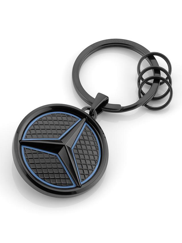 Брелок Mercedes-Benz Key Ring, Las Vegas, Black Edition, (B66953280)