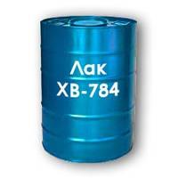 Лак ХВ-784 химстойкий для защиты от кислот, солей, щелочей.