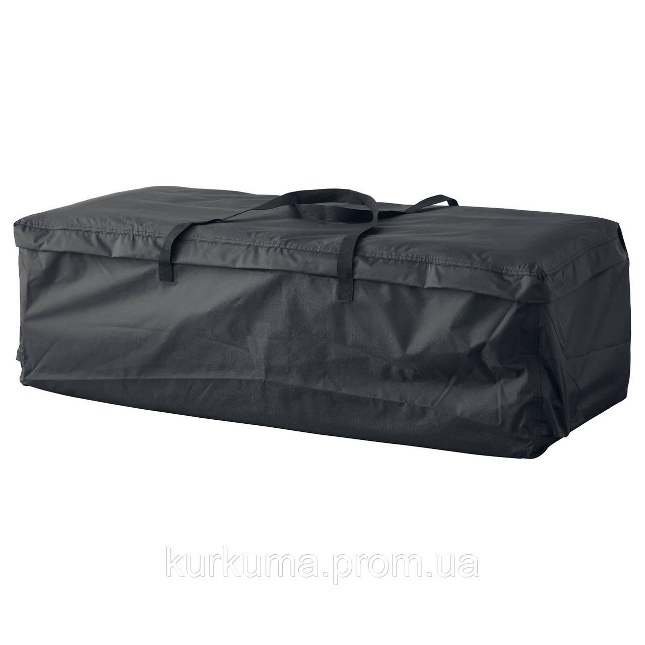 IKEA TOSTERO Сумка для подушек, черный  (202.923.28)