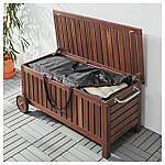 IKEA TOSTERO Сумка для подушек, черный  (202.923.28), фото 2