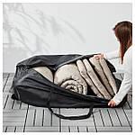 IKEA TOSTERO Сумка для подушек, черный  (202.923.28), фото 4