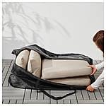 IKEA TOSTERO Сумка для подушек, черный  (202.923.28), фото 5