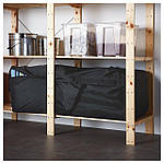 IKEA TOSTERO Сумка для подушек, черный  (202.923.28), фото 6
