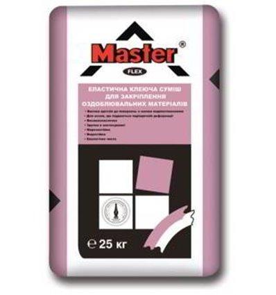 Master Флекс клей для теплої підлоги та каменю 25кг