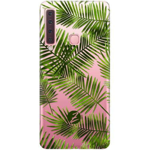 Чехол для Samsung Galaxy A9 2018 Palm