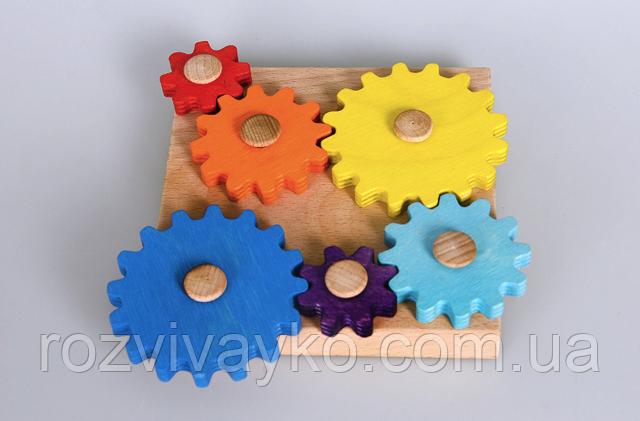 деревянные игрушки ТМ Тато