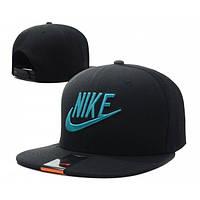 Кепка Snapback Nike синяя-212