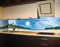 Кухонный фартук Релакс (ПВХ пленка самоклеющаяся скинали для кухни) 600*2500 мм