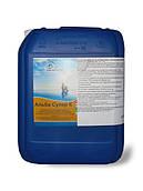 Непенящийся немецкий альгицид Альба Супер К 30 литров. Средство против позеленения в бассейне Chemoform.