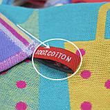 Качественные двойные льняные полотенца 25*50, фото 7