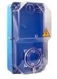 Коробка під лічильник  1ф прозора  КДЕ-2 ІР-54