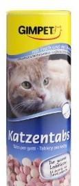 Витаминизированное лакомство Джимпет (Gimpet) для кошек с лососем 710 таб