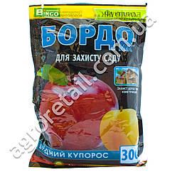 Медный купорос Bordo МК 300 г Сектор ЗЗР