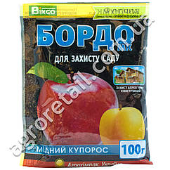 Медный купорос Bordo МК 100 г Сектор ЗЗР