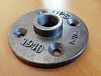 Фланец с резьбой лофт 1/2 (15 мм)