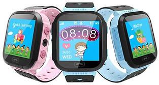 Детские смарт-часы Q528 GPS трекер