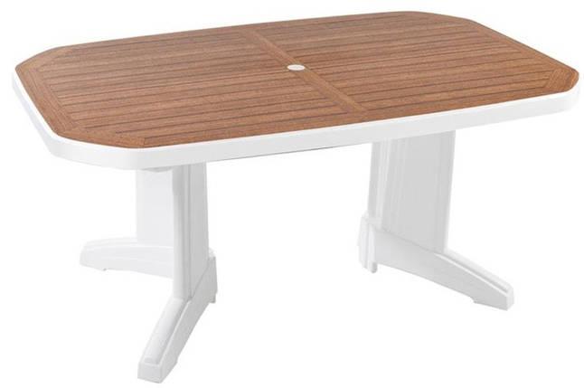 """Дизайнерский садовый стол Laguna 100*65 ТМ """"Papatya"""", фото 2"""
