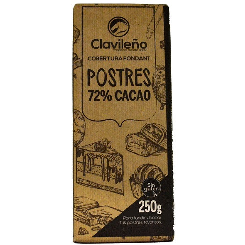 Шоколад Postres Clavileno 250 г