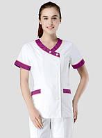 Костюм медичний жіночий MED-W06 (кольори в асортименті), фото 1