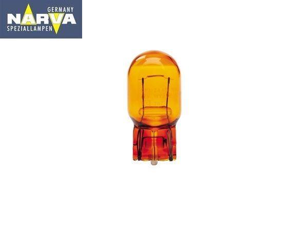 Автолампа WY21W (yellow) Narva 17629.