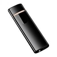 Электроимпульсная зажигалка USB Lighter Classic Fashionable 180, фото 1