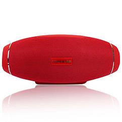 Портативная акустическая стерео колонка Hopestar H20 красная