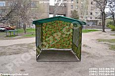Купить палатку для охоты и рыбалки в Украине. Доставка бесплатная. Купить камуфляжную палатку в Киеве Вы можете на нашем сайте.