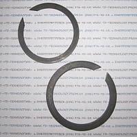 Кольца пружинные упорные плоские наружные концентрические по ГОСТ 13940-86