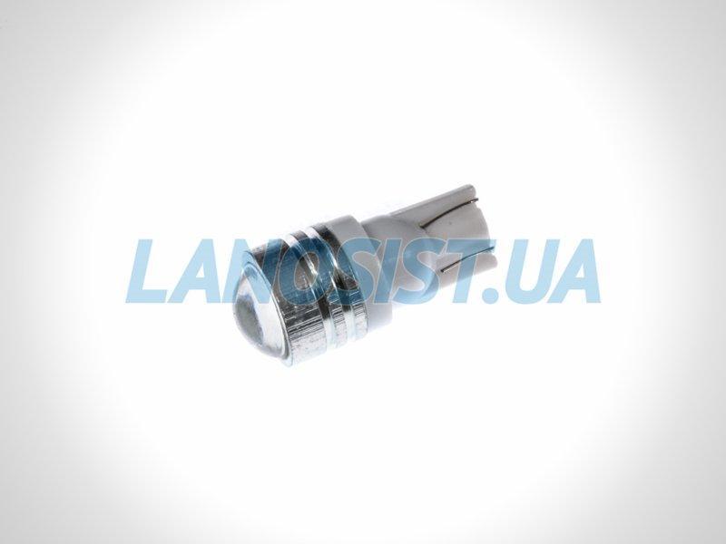 Лампа LED W5W линза 1,5W 50111.