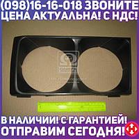 ⭐⭐⭐⭐⭐ Облицовка фар ВАЗ 2106 (  черный ) прав+левая (пр-во Россия)