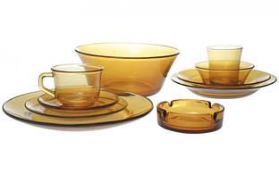 Сервіз KiG Glassware Kamber з 52 предметів на 6 персон