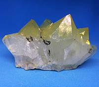 Золотой кварц коллекционная друза, фото 1