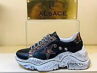 Женские стильные кроссовки Alsace