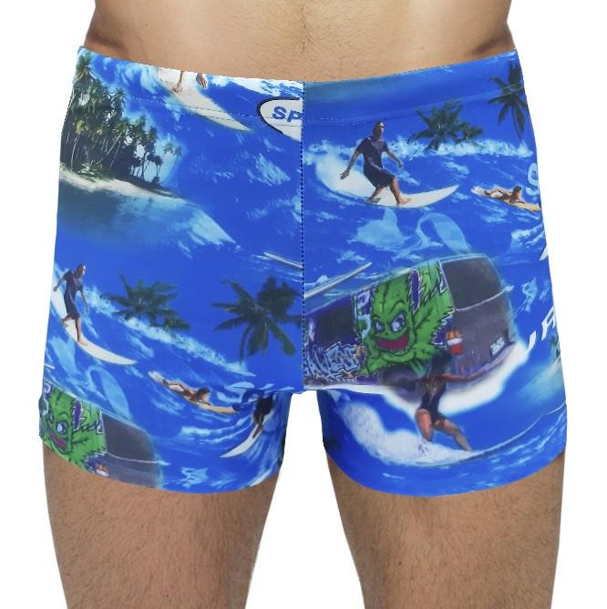 Мужские пляжные шорты In.Atlantiks арт.0517