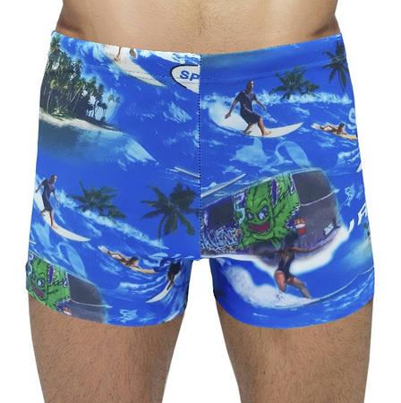 Мужские пляжные шорты In.Atlantiks арт.0517, фото 2
