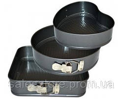 Набор форм Livstar FR157 разъемные для выпечкинабор разъемный