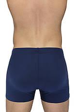 Мужские пляжные шорты In.Atlantiks арт.0522 голубой, фото 2
