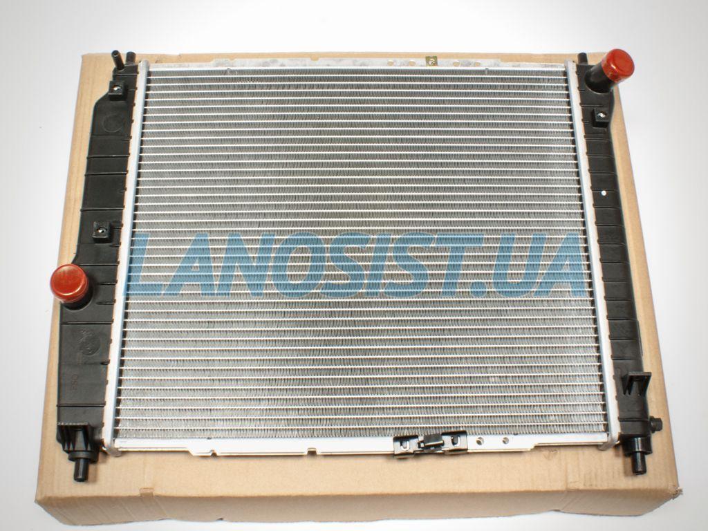 Радиатор Авео 1.5 (основной, МКПП) FSO 96443475.