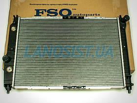 Радиатор Авео 1.5-1.6 (основной, АКПП) FSO 96536526.
