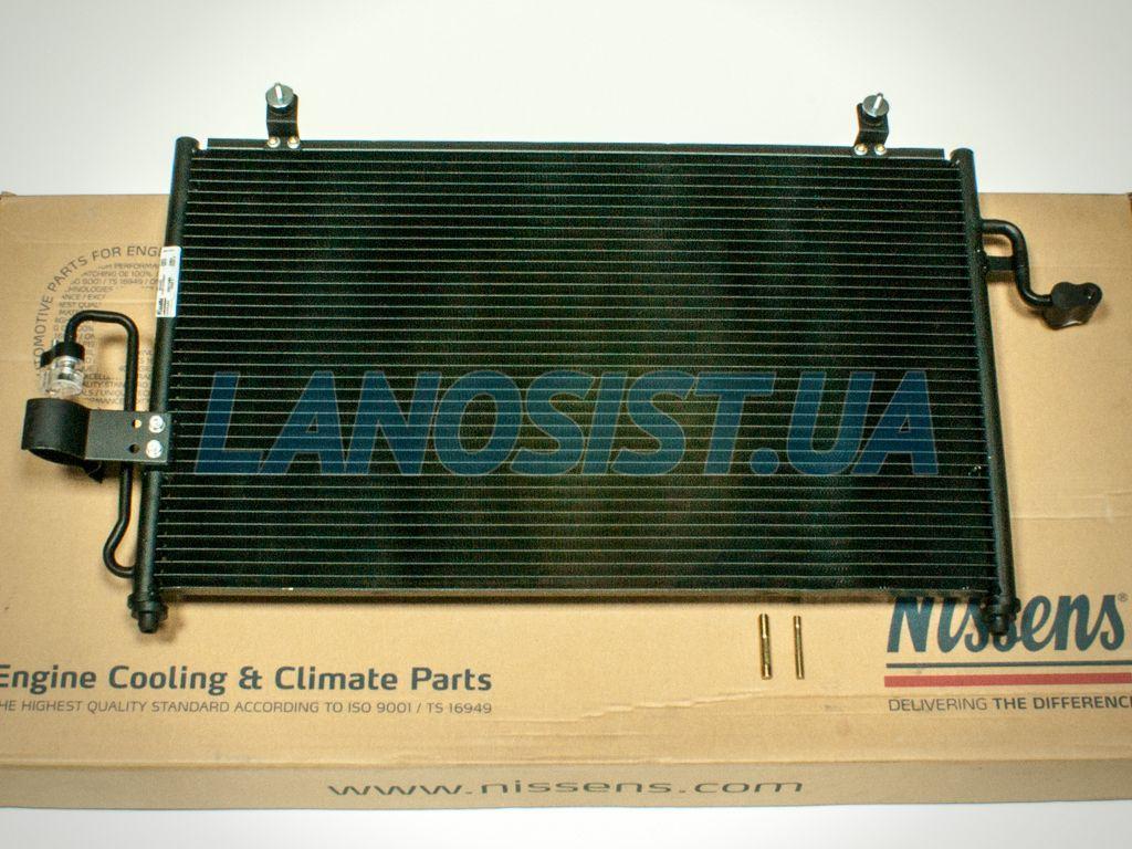 Радиатор кондиционера Такума (без осушителя) Nissens 94455.