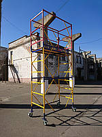 "Вышка ""ПСРВ"" 1,7х0,8м(3+1) - 5,1м, Украина, фото 1"