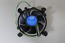Вентилятор, кулер, система охлаждения CPU Intel Original, 4-pin, LGA 1150/1151/1155/1156, фото 2