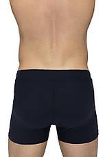 Мужские пляжные шорты In.Atlantiks арт.0523 синий, фото 2