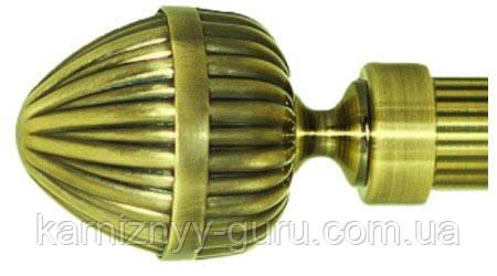 Декоративный наконечник Одеон ø16 мм