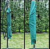 Садовый зонт Desco ,250х250 см. бежевый, фото 4