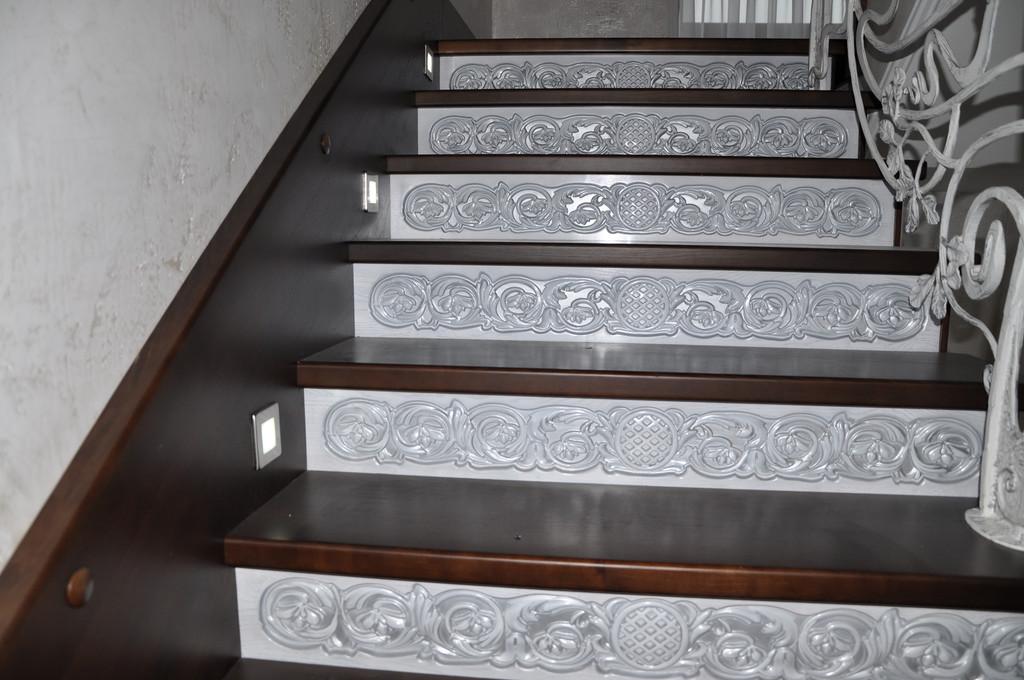 Подступёнки для лестницы